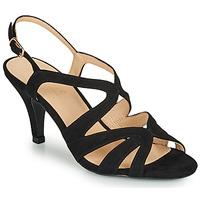 Chaussures Femme Sandales et Nu-pieds André JU Noir