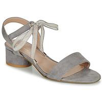 Chaussures Femme Sandales et Nu-pieds André PAULENE Gris
