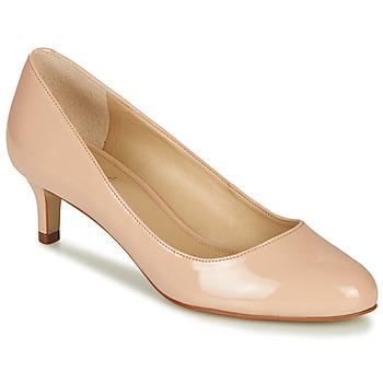 Chaussures Femme Escarpins André VALERIANE Nude