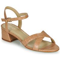 Chaussures Femme Sandales et Nu-pieds André VICTORIA Nude