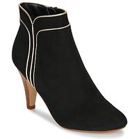 Chaussures Femme Bottines André JUNO Noir