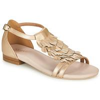 Chaussures Femme Sandales et Nu-pieds André BRIANA Or