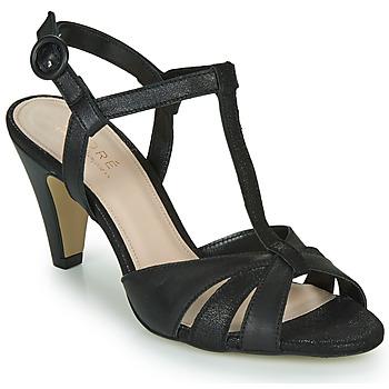 Chaussures Femme Sandales et Nu-pieds André JULIANNE Noir