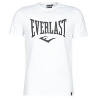 Kleidung Herren T-Shirts Everlast EVL LOUIS SS TS Weiß