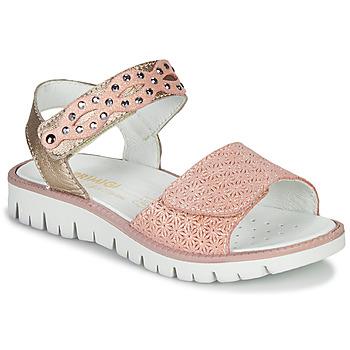 Chaussures Fille Sandales et Nu-pieds Primigi 5386911 Rose
