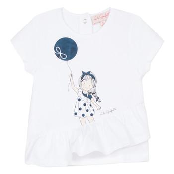 Kleidung Mädchen T-Shirts Lili Gaufrette NALIOS