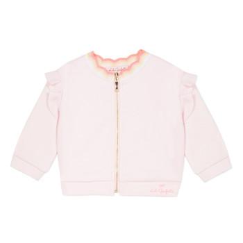 Vêtements Fille Vestes / Blazers Lili Gaufrette NANI Rose