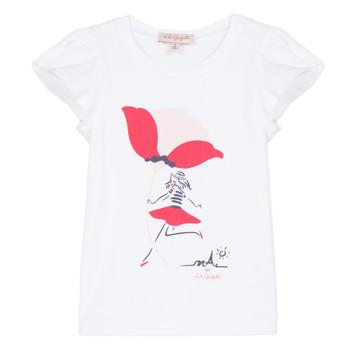 Kleidung Mädchen T-Shirts Lili Gaufrette KATINE