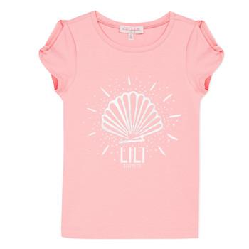 Kleidung Mädchen T-Shirts Lili Gaufrette KATIA
