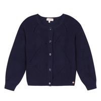 Abbigliamento Bambina Gilet / Cardigan Lili Gaufrette MADINE