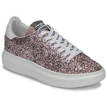 Chaussures Femme Baskets basses Meline GEYSI Glitter/rose