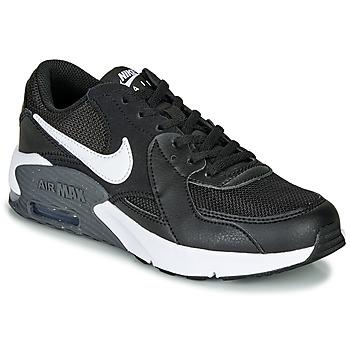 Chaussures Enfant Baskets basses Nike AIR MAX EXCEE GS Noir / Blanc