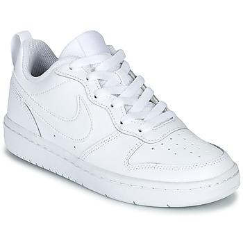 Scarpe Unisex bambino Sneakers basse Nike COURT BOROUGH LOW 2 GS