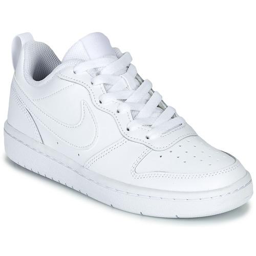 Schuhe Kinder Sneaker Low Nike COURT BOROUGH LOW 2 GS