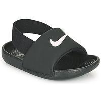 Schuhe Kinder Pantoletten Nike KAWA TD