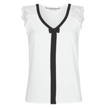Abbigliamento Donna Top / Blusa Naf Naf CORAZON