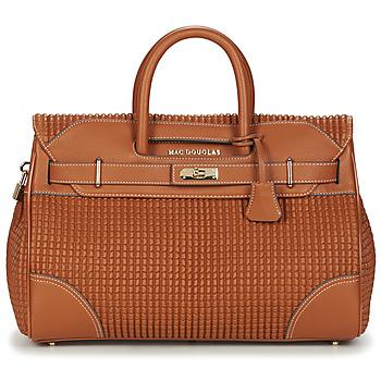 Taschen Damen Handtasche Mac Douglas BRYAN PYLA S Kognac