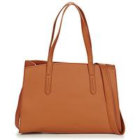 Taschen Damen Shopper / Einkaufstasche André MATHILDA Kamel