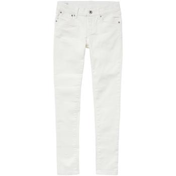Abbigliamento Bambina Jeans skynny Pepe jeans PIXLETTE