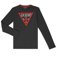Abbigliamento Bambino T-shirts a maniche lunghe Guess HERVE