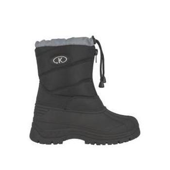 Chaussures Bottes de neige Kimberfeel BRAZEAU VRAC NOIR APRES SKI ENFANT 2021 Noir