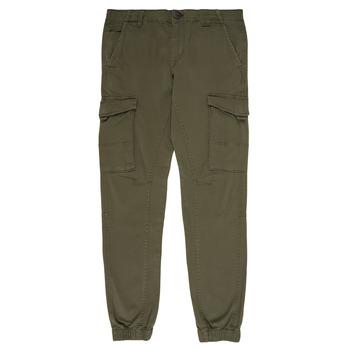 Vêtements Garçon Pantalons cargo Jack & Jones JJIPAUL Kaki