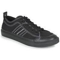 Scarpe Uomo Sneakers basse Diesel S-ASTICO LOW Nero / Bianco
