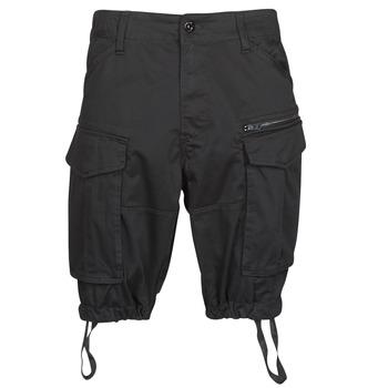 Vêtements Homme Shorts / Bermudas G-Star Raw ROVIC ZIP RELAXED 12 black