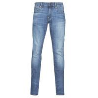 Vêtements Homme Jeans skinny G-Star Raw REVEND SKINNY medium indigo aged