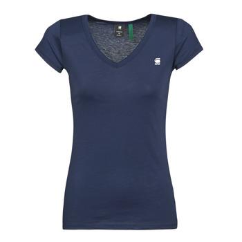 Abbigliamento Donna T-shirt maniche corte G-Star Raw EYBEN SLIM V T WMN SS