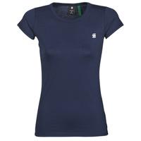 Vêtements Femme T-shirts manches courtes G-Star Raw EYBEN SLIM R T WMN SS sartho blue