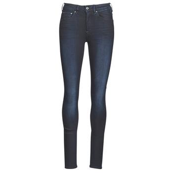 Vêtements Femme Jeans skinny G-Star Raw 3301 HIGH SKINNY WMN dk aged