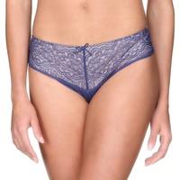 Sous-vêtements Femme Shorties & boxers Valege Shorty femme en dentelle Bleu