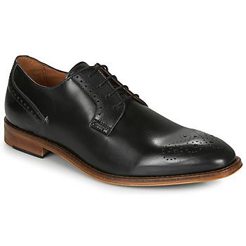 Chaussures Homme Derbies André CLASSIQUE NOIR