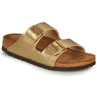 Chaussures Femme Mules Birkenstock ARIZONA Gold
