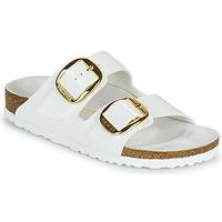 Chaussures Femme Mules Birkenstock ARIZONA BIG BUCKLE Vernis Blanc HEX Blanc