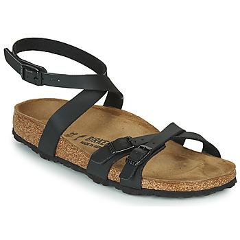 Chaussures Femme Sandales et Nu-pieds Birkenstock BLANCA Noir