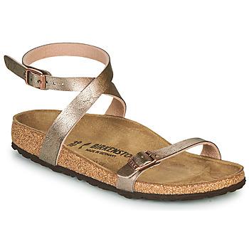 Chaussures Femme Sandales et Nu-pieds Birkenstock DALOA Graceful Taupe