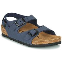 Schuhe Jungen Sandalen / Sandaletten Birkenstock ROMA Marineblau