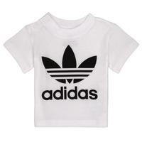 Kleidung Kinder T-Shirts adidas Originals MAELYS