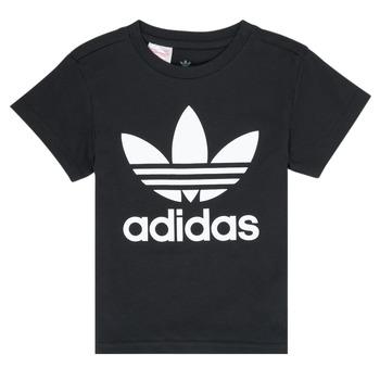 Abbigliamento Unisex bambino T-shirt maniche corte adidas Originals LEILA