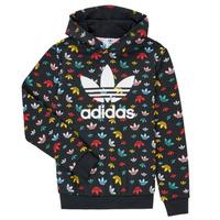 Kleidung Mädchen Sweatshirts adidas Originals DLIA Bunt