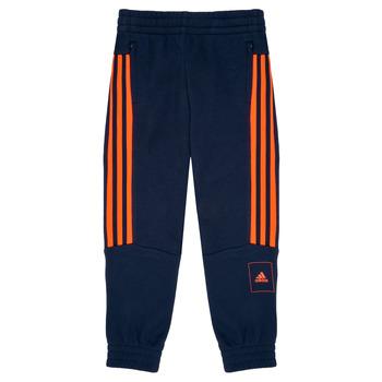 Kleidung Jungen Jogginghosen adidas Performance PERIOLRI Marineblau