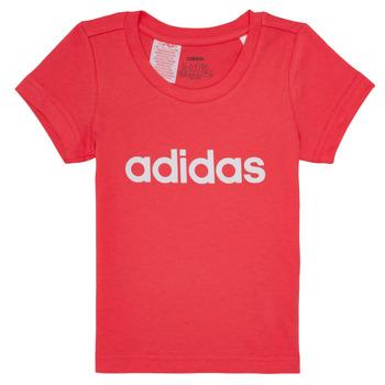 Abbigliamento Bambina T-shirt maniche corte adidas Performance MAKIT