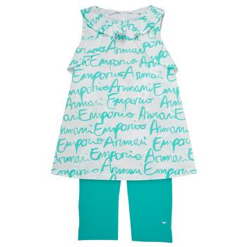 Abbigliamento Bambina Completo Emporio Armani Adel