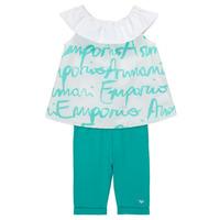 Abbigliamento Bambina Completo Emporio Armani Alex