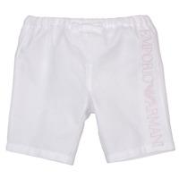 Kleidung Mädchen Shorts / Bermudas Emporio Armani Aniss