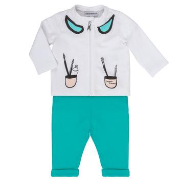 Abbigliamento Bambina Completo Emporio Armani Aubin