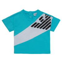 Abbigliamento Bambino T-shirt maniche corte Emporio Armani Alois