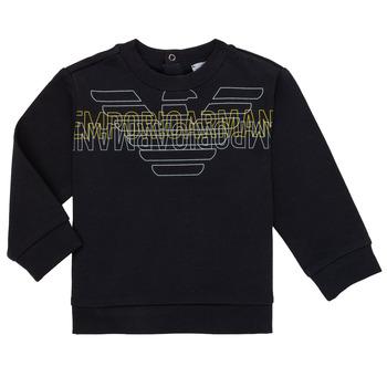 Vêtements Garçon Sweats Emporio Armani Antony Marine